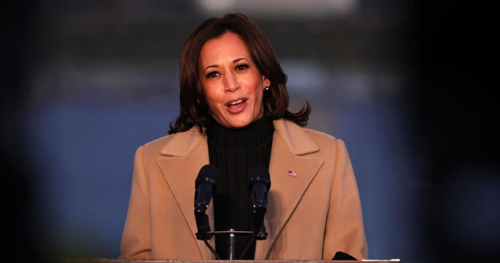 "Vogue Releases New Kamala Harris Cover With ""Right Picture"" 