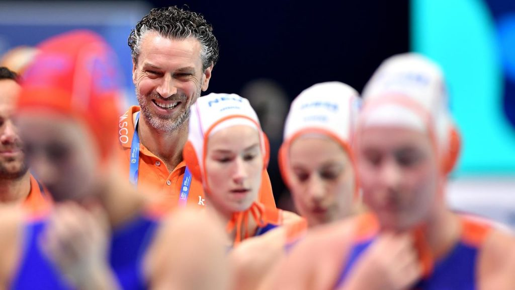 Water polosters kick off OCT with monster victory over young Slovakia |  NOW