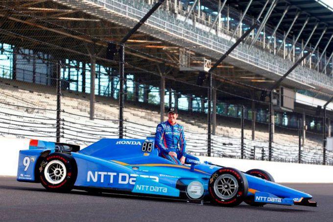 "Scott Dixon spoke to Williams and Ferrari: ""We were close to the F1 headquarters"""