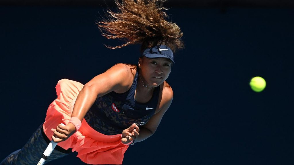"Can Osaka dominate women's tennis?  ""She's no longer a gray mouse"" 