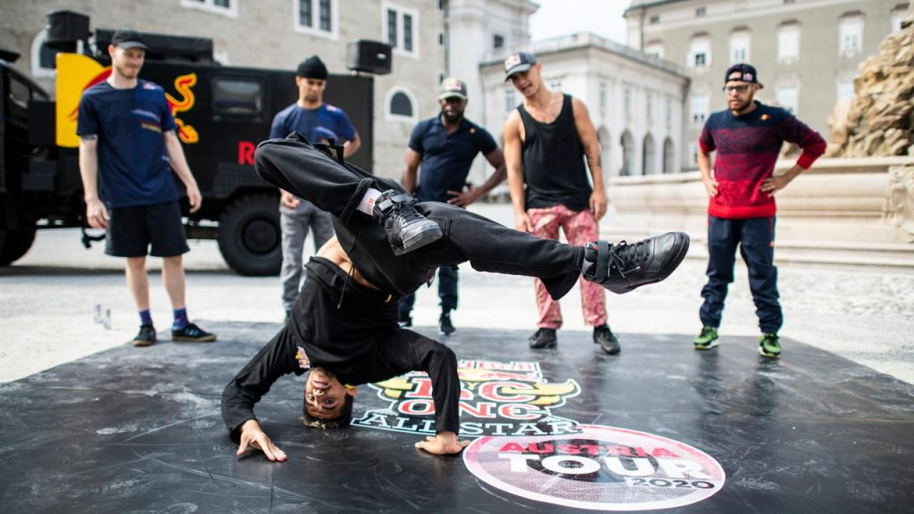 """Breakdancing will be Olympic in 2024: """"I have never approached it as a sport"""" 
