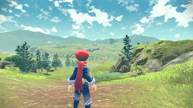 Pokemon Legends Arceus needs a Zelda-like open world.