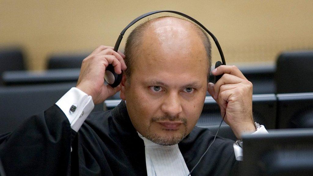British Attorney Kareem Khan New Attorney General International Criminal Court |  Now