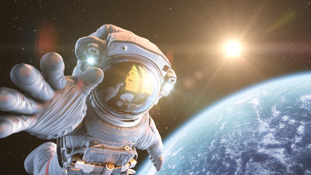 European astronauts wanted |  Children's week