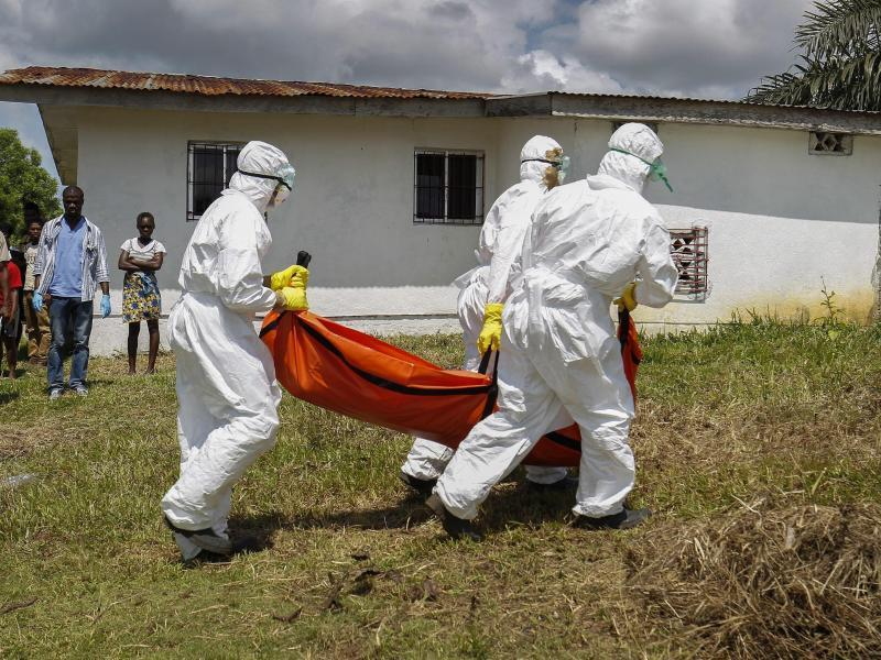 Four presumed deaths from Ebola virus in Guinea