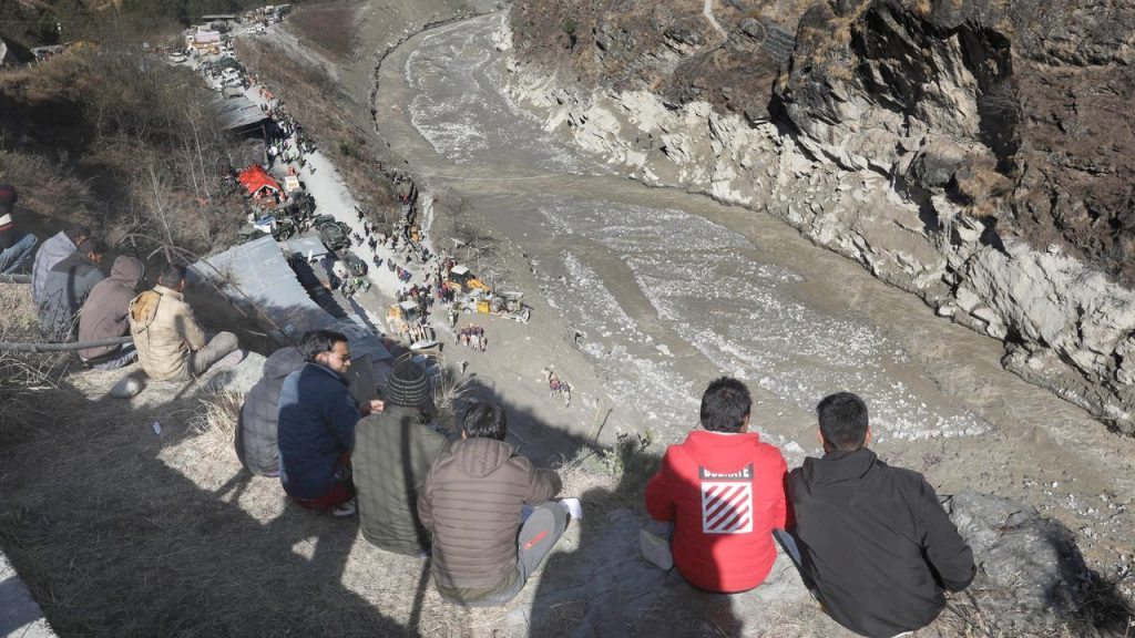 Indian Glacier Fissure death toll rises to 50, with 150 more missing NOW