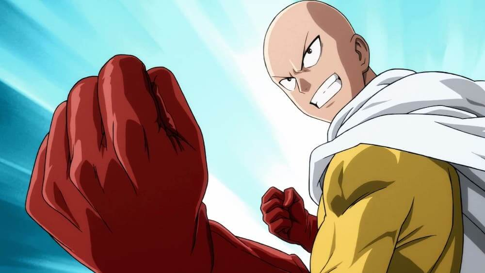 One Punch Man seizoen 2 Netflix