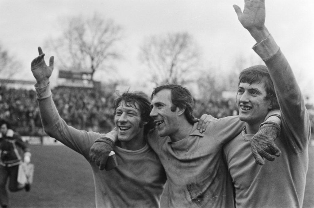 Legendary FC Den Haag goalkeeper Ton Thie (76) has died