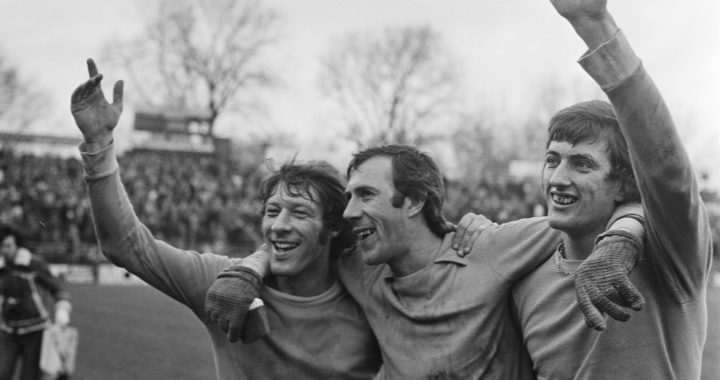 Legendary FC Den Haag goalkeeper Ton Thie (76) has died