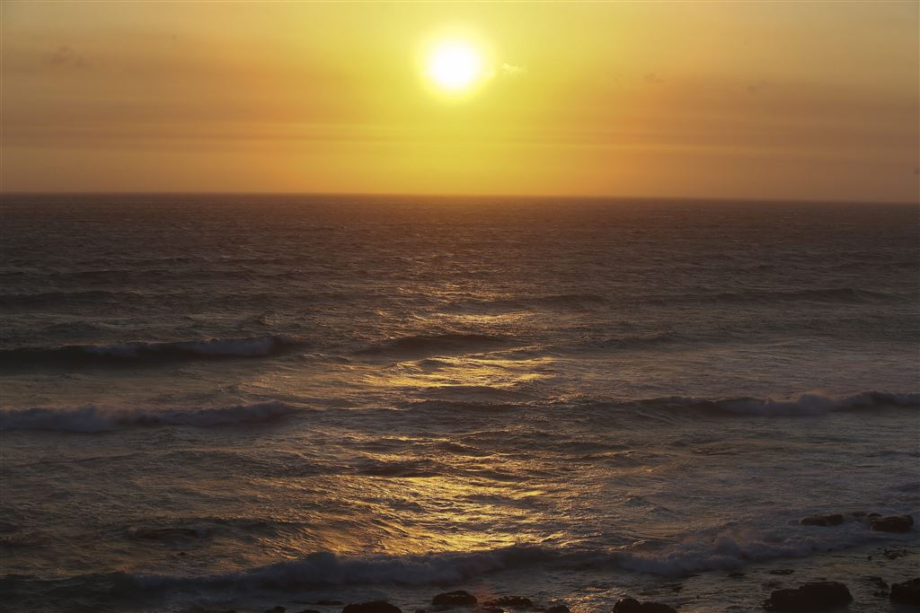 Man survives 14 hours in the ocean, clinging to garbage - Wel.nl