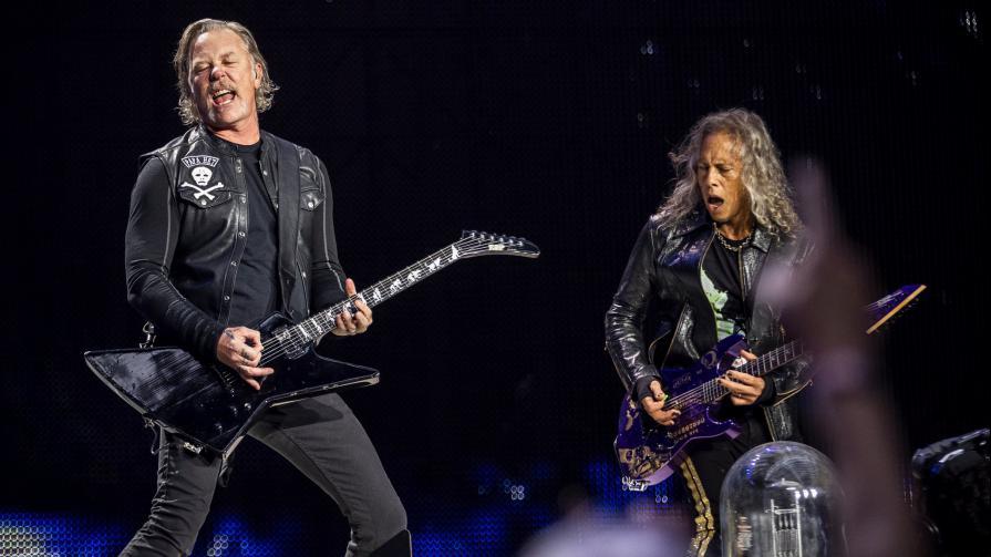 Members Metallica and Guns N 'Roses star in new rock documentary - News Item