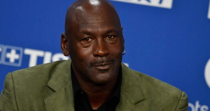 Michael Jordan on American Racism: `` Enough ''