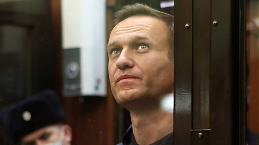 Navalny loses special Amnesty status because of old statements about Muslims