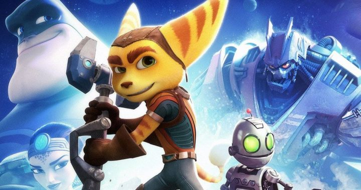 Ratchet & Clank for PS4 will be free next month
