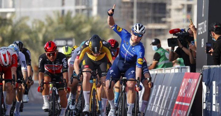 Sam Bennett wins the 4th stage of the UAE Tour, Dekker second