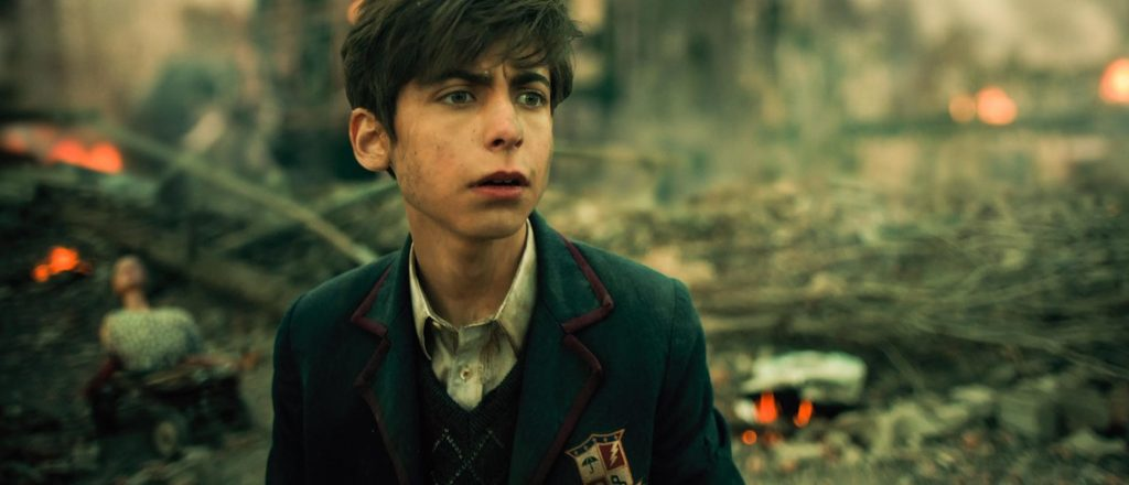 'The Umbrella Academy' is the absolute top