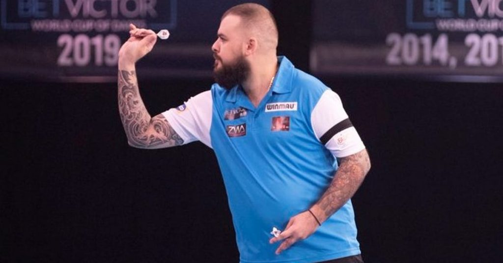 The number of different nationalities on PDC Tour has increased further