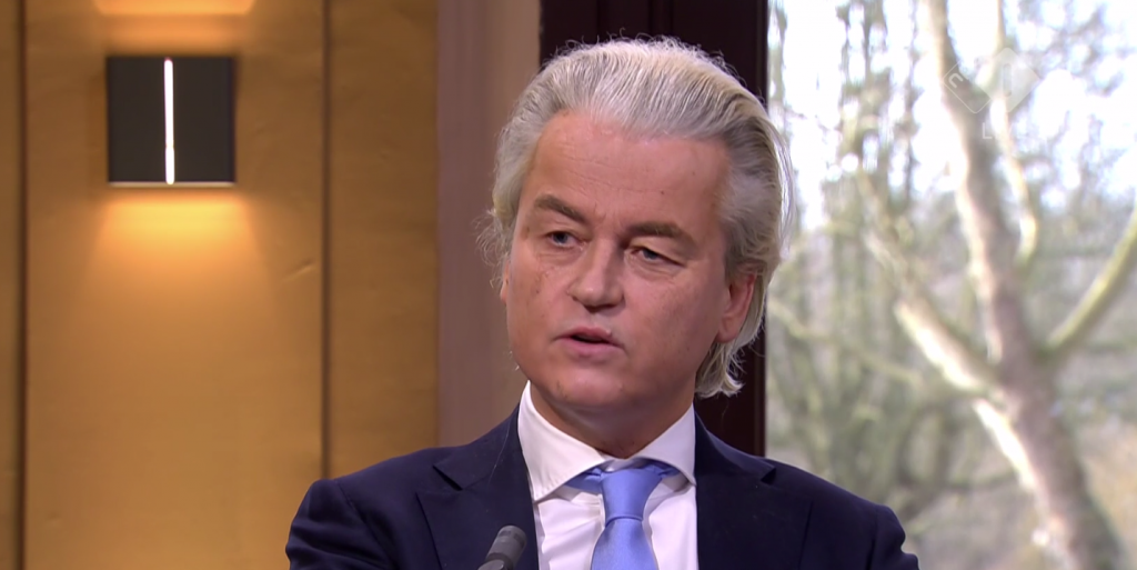 Wilders doesn't want Arib as Speaker of the House if she has a double passport
