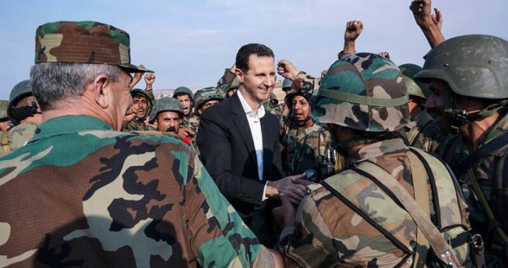 You can try Assad's henchmen in the Netherlands, but not yet