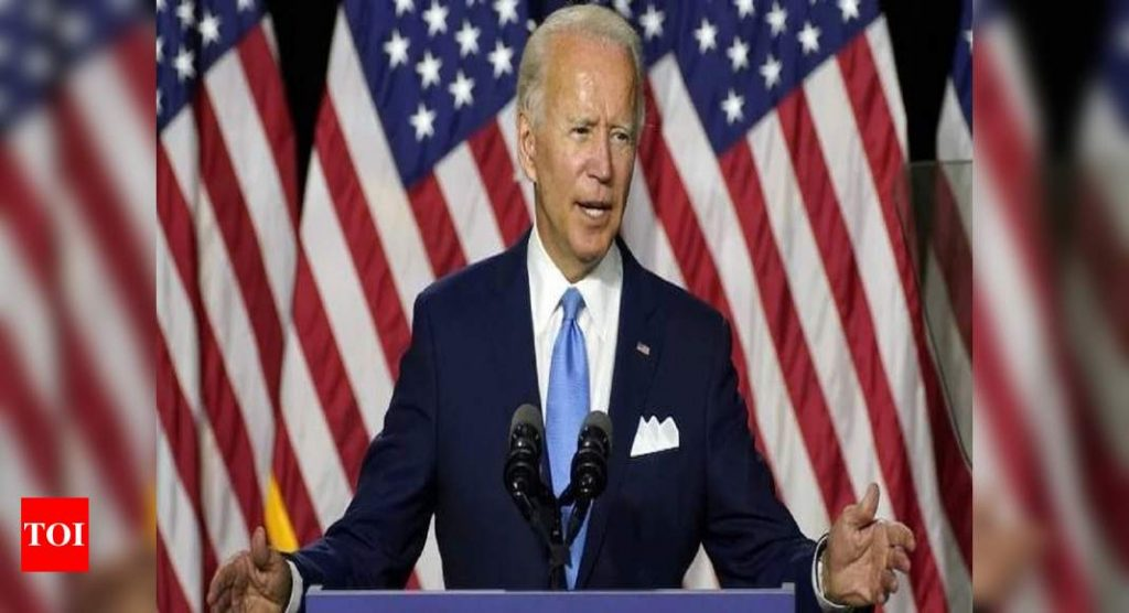 Americans Indians occupy America, and Biden continues to hold key positions
