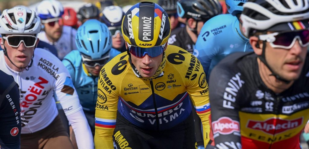 """Sporting director Niermann: """"Roglic is not the big favorite in the time trial"""""""