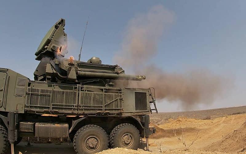 Algeria's military intervention in the Sahara?