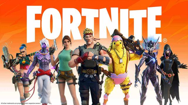 Different skins for players to choose from.