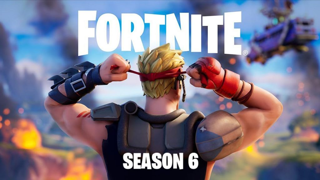 Fortnite Season 6 Kicks Off This Week: It's All New |  NOW