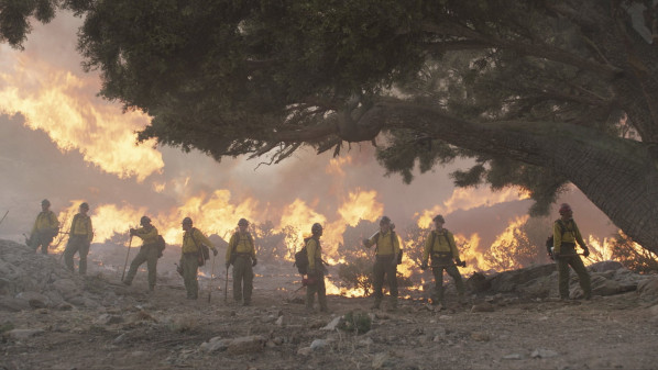 Captivating drama Only the brave will be broadcast on RTL 7 Wednesday