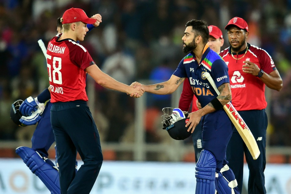 teams with more than 200 points in T20I rounds;  Team India at the top of the rankings