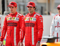 How well do Ferrari drivers know each other?