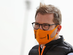 Andreas Seidl satisfied with developments at McLaren