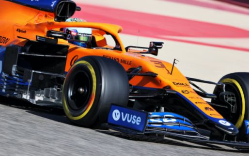 McLaren signs 13-year-old American super talent