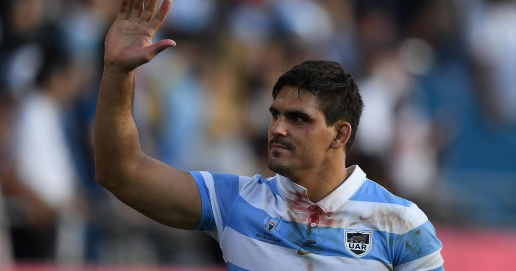 Argentine rugby captain suspended for racist tweets |  sport