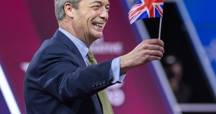Brexit Farage as UK reformist leader withdraws from 'active politics'