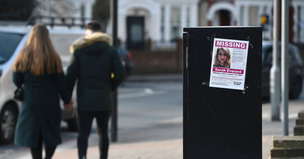 British agent arrested in case of missing young woman