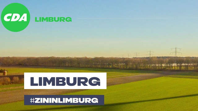 """CDA: """"No place for personal interest and personal enrichment""""    1Limburg"""