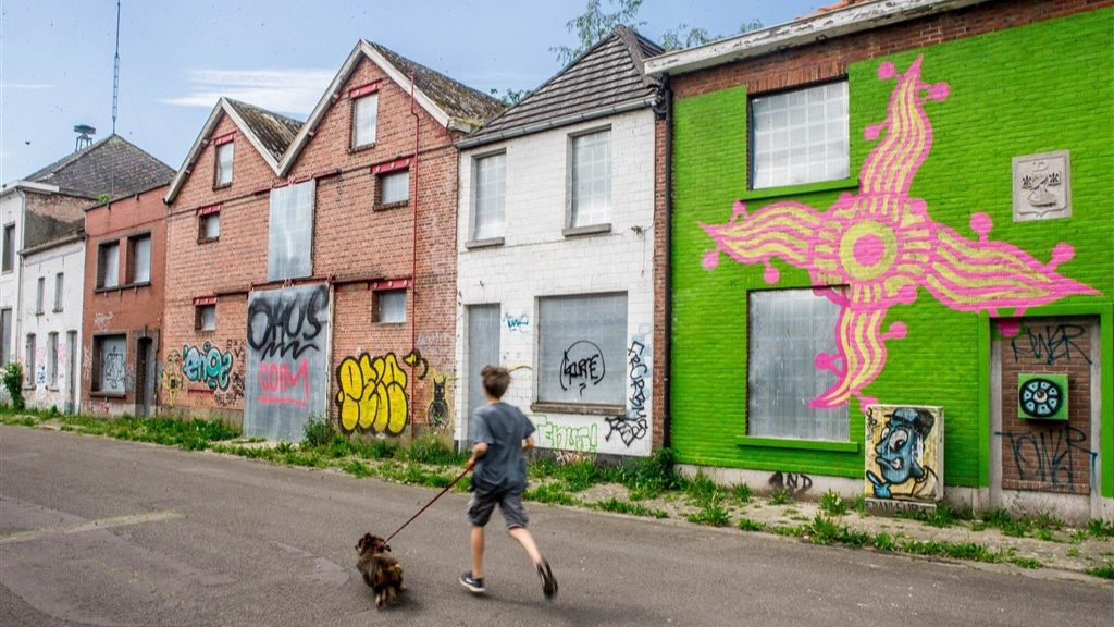 Doel's `` ghost village '' is being rebuilt: `` A lot of potential ''