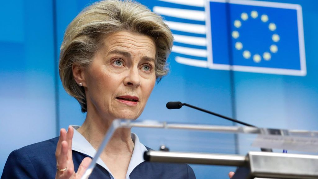 EU and US to abolish import tariffs for now, want to end conflict |  NOW