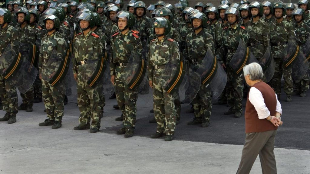 EU wants to impose sanctions on China to treat Uyghurs |  Now
