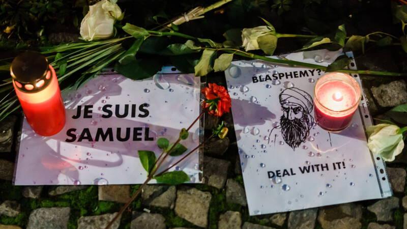 French schoolgirl (13) admits lying about beheaded teacher Samuel Paty
