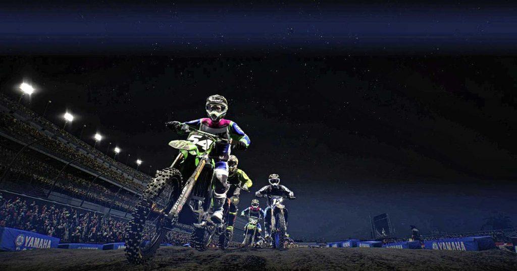 Monster Energy Supercross 4 |  Science