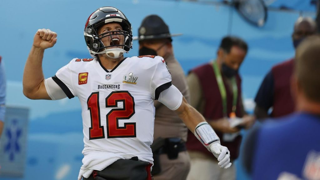 NFL star Brady (43) will continue at Buccaneers |  for at least two more years NOW