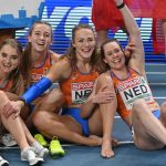 Relay women dream of success at Tokyo Games after gold medal at European Championships |  NOW