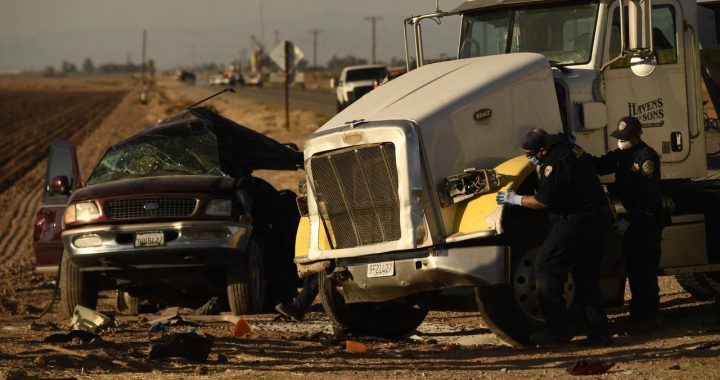 Serious California Car Accident Victims Illegally Smuggled Into the United States |  NOW