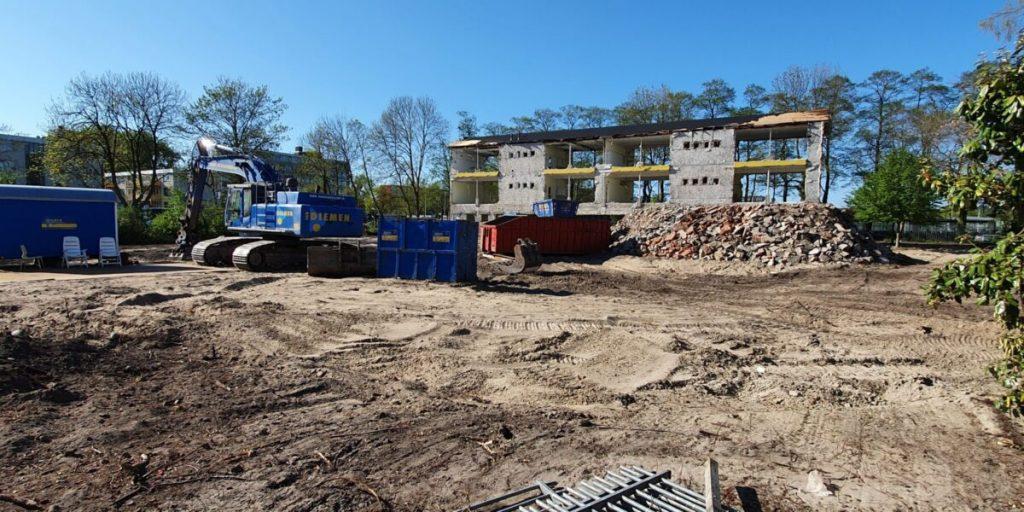 Space for 400 houses in Telderskade