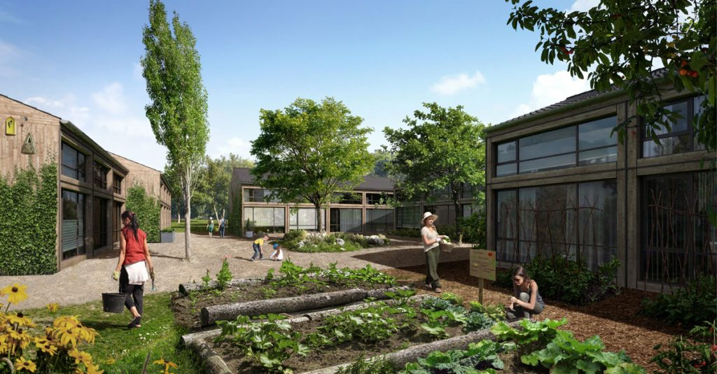Temporary houses in Eindhoven offer room for innovation