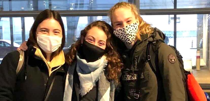Three Lehigh hockey players make the Netherlands their home