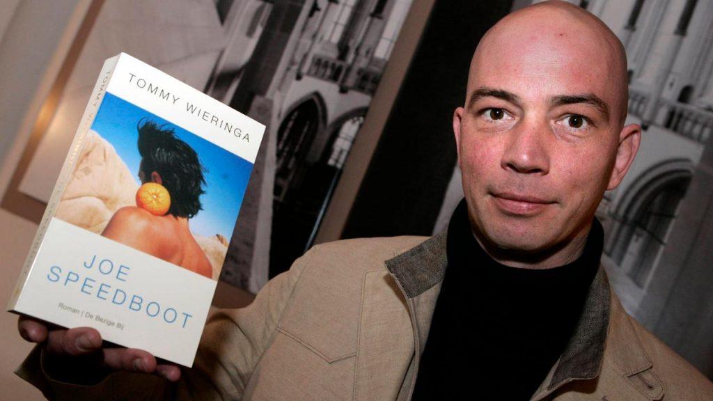 Tommy Wieringa wants Hannah Hoekstra and Gijs Scholten van Aschat in a book adaptation |  NOW
