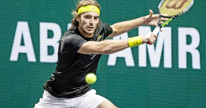 Tournament director Richard Krajicek can breathe a sigh of relief after Stefanos Tsitsipas |  Tennis victory